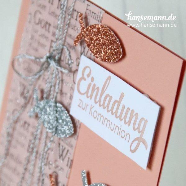Idee 17 Einladungskarten Zur Konfirmation Kommunion