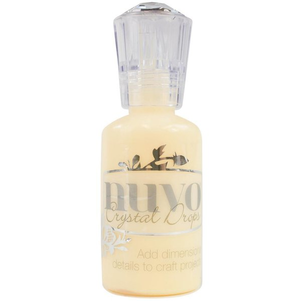 NUVO Drops -  Buttermilk - deckend
