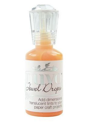 NUVO Drops - Orange Marmalade- transparent