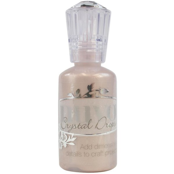 NUVO Drops - Antique Rose - schimmernd