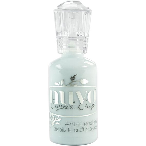 NUVO Drops - Duck Egg Blue - deckend