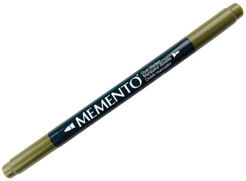 Memento Dual Marker - Olive Grove