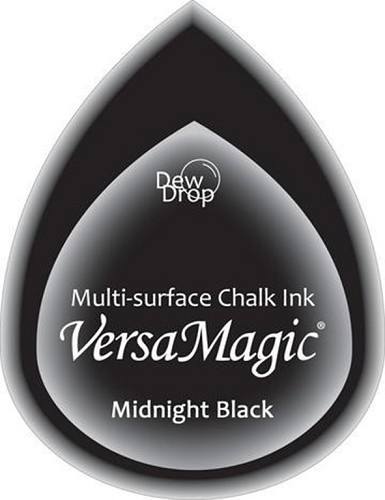 VersaMagic Chalk Dew Drop - Midnight Black