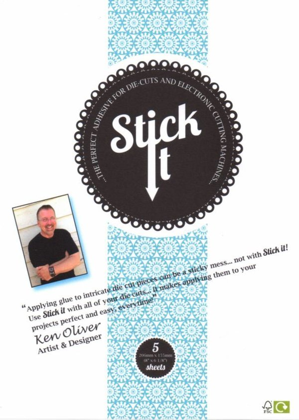 Stick it! Klebetransferpapier