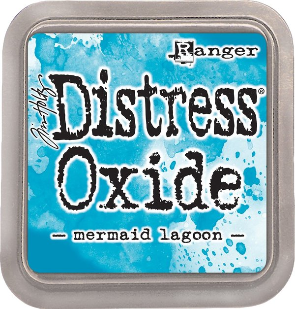 Stempelkissen Distress Oxide - Mermaid Lagoon