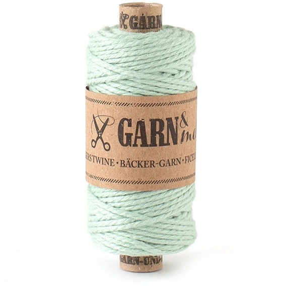Garn & mehr - Bakers Twine Mint (2 mm)