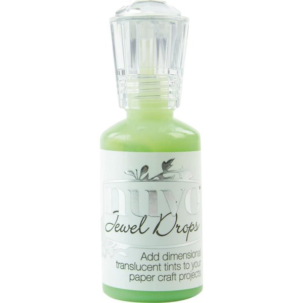NUVO o Drops - Key Lime - transparent