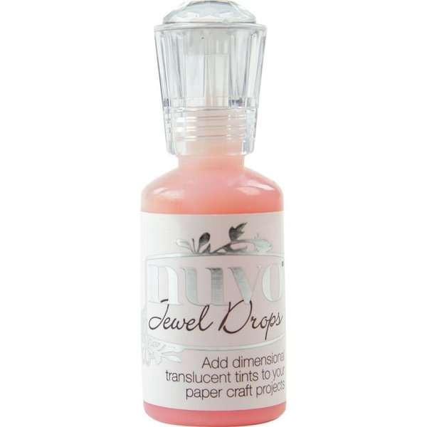 NUVO Drops - Rosewater - transparent