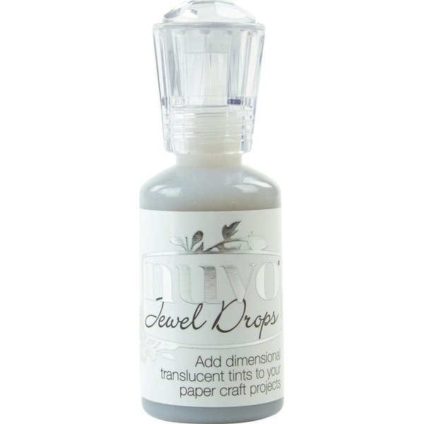 NUVO Drops - Grey Mist - transparent