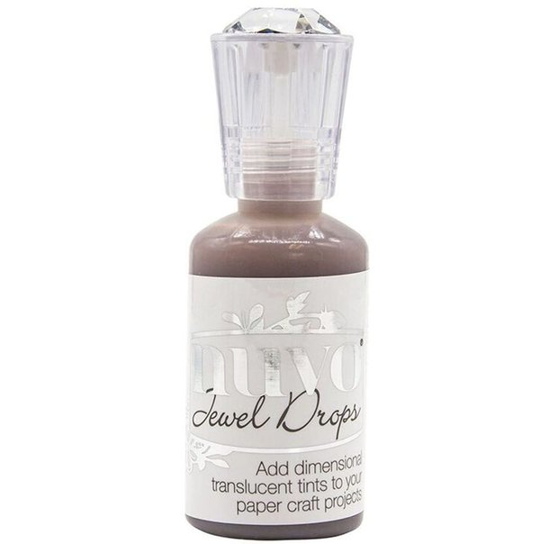 NUVO Drops - Cocoa Blush - transparent