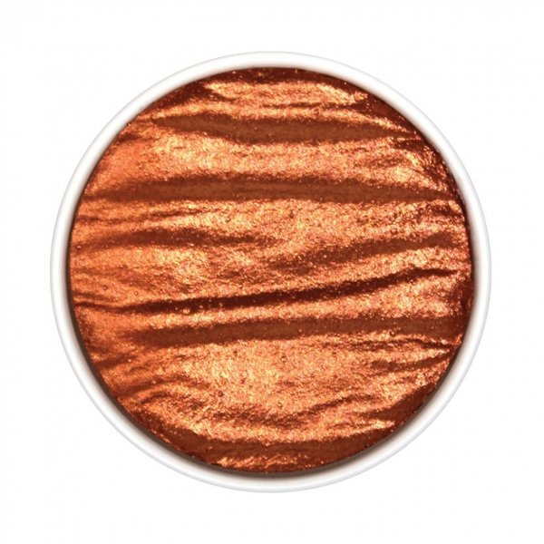 COLIRO Pearlcolors - Perlglanzfarbe Golden Orange