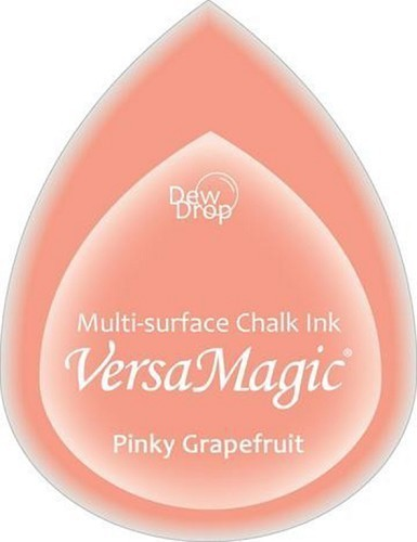 VersaMagic Chalk Dew Drop - Pink Grapefruit