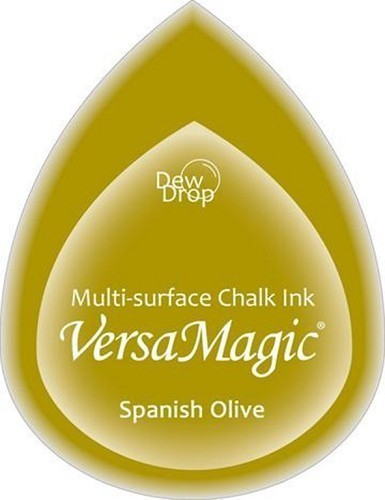 VersaMagic Chalk Dew Drop - Spanish Olive